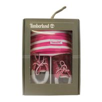 Timberland - Ensemble bonnet chaussures Crib Bt W