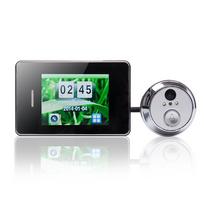 """Auto-hightech - interphone Sonette avec mode d'enregistrement, angle de vue 170°, écran 2.8"""" caméra vidéo"""