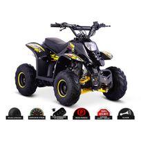 New Motorz - Quad Enfant 110 cm3 - Yaz Limited Edition 2017 - Jaune