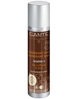 Sante - Déodorant spray caféine & açaï, Homme Ii -100 ml