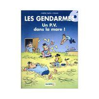 BAMBOO Edition - Les Gendarmes, tome 6 : Un Pv dans la mare