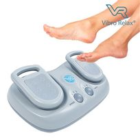 Vimeu-Outillage - Appareil de Massage pour Pieds Vibro Relax
