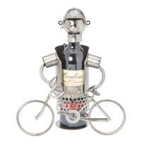 Marque Generique - Porte bouteille Métal enfant avec velo