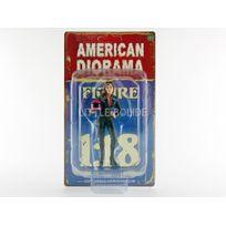 American Diorama - Figurines Motarde - 1/18 - 77438