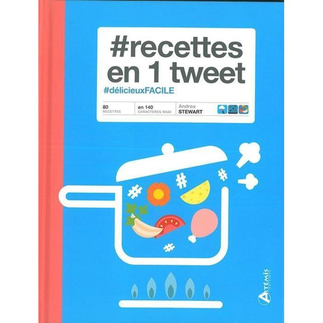 Artemis - Recettes en 1 tweet