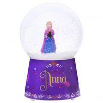 La Reine Des Neiges - Boule à Neige Musicale Anna