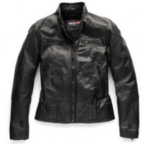 Blauer - Indirect New Cuir Noir