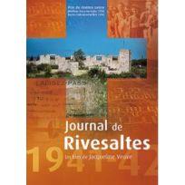 Seven Plus Editions - Journal de Rivesaltes 1941-42