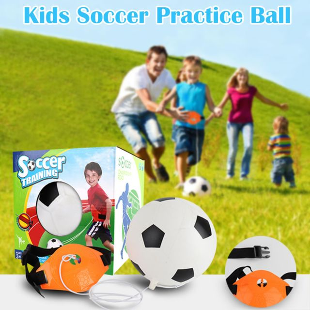 Generic Enfant En Plein Air Machine De Formation De Football Pied Sentiment Pratique Sport Enfants Jouets