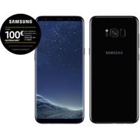 Samsung - Galaxy S8 Plus - Noir Carbone