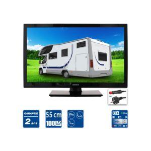 sedea tv led hd camping car 54 6cm pas cher achat vente tv led 29 39 39 et moins rueducommerce. Black Bedroom Furniture Sets. Home Design Ideas