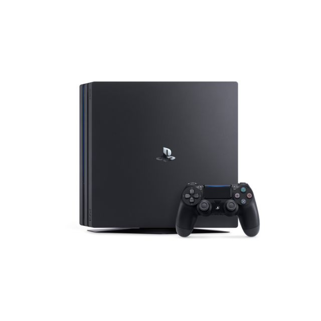 sony ps4 pro 1to pas cher achat vente console ps4 rueducommerce. Black Bedroom Furniture Sets. Home Design Ideas