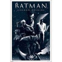 Pyramid - Batman Arkham Origins Poster Montage 61 x 91 cm