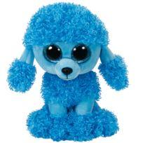 Speckles Beanie Boo - Peluche Beanie Boo's Small : Mandy le caniche