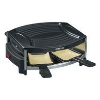 EVATRONIC - appareil à raclette 4 personnes 500w + grill - 000760
