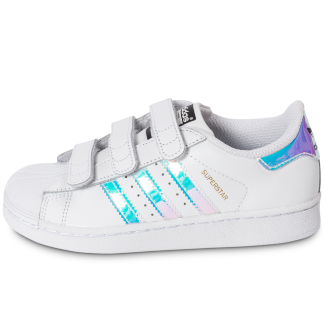 Adidas originals - Superstar Irisée Enfant Baskets/Tennis