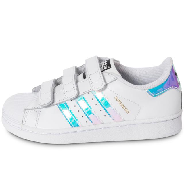 huge discount a8e4d ed394 Adidas originals - adidas Originals Superstar Irisée Enfant BasketsTennis