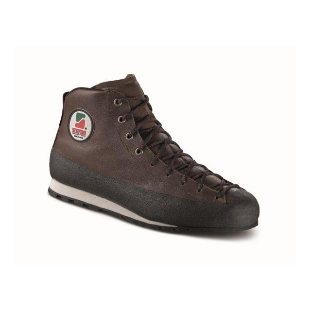 Scarpa Chaussures De Randonnée Zero8 Gtx Brown pas cher
