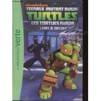 Teenage Mutant Ninja Turtles Bande Dessinee Sauvage Adulte