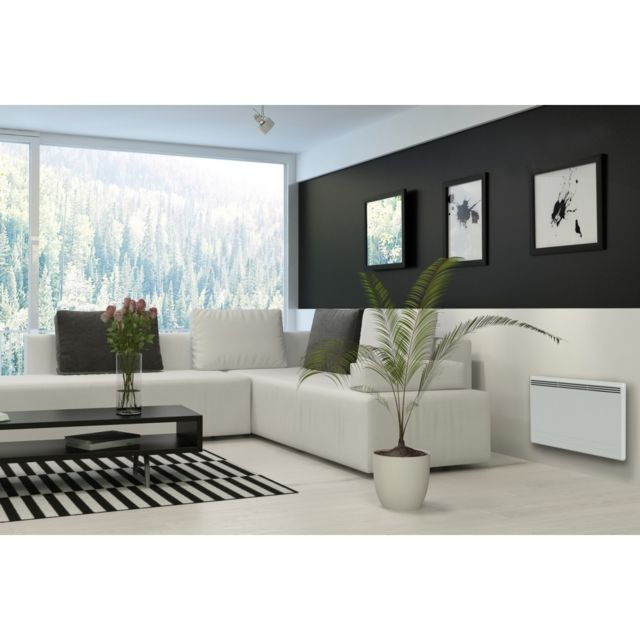 radiateur inertie fonte lcd 2000w tamara pas cher achat vente radiateur inertie. Black Bedroom Furniture Sets. Home Design Ideas