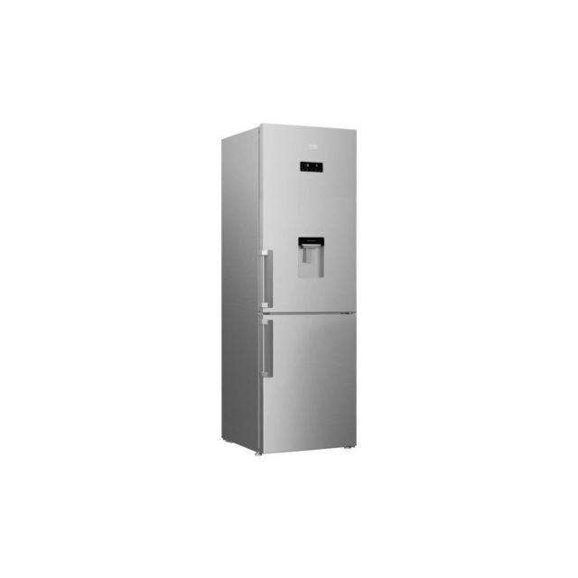 beko rcna365ds refrigerateur combine 313 litres 216 l 97 l total no frost a x 185 3cm. Black Bedroom Furniture Sets. Home Design Ideas
