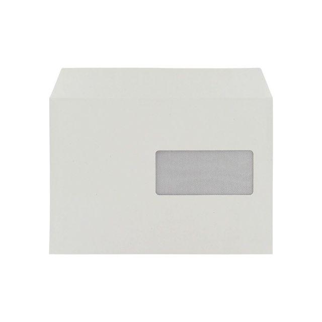 Clairefontaine Enveloppe Recyclée Forever Blanche C5 Avec Fenêtre