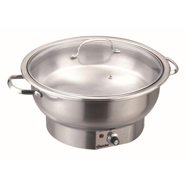 Bartscher Chafing Dish, electrique rond