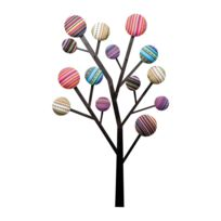 Kare Design - Portemanteau mural Bubble Tree