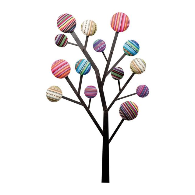 Karedesign Portemanteau mural Bubble Tree Kare Design