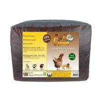 Les Animaux De La Fee - Litière pour poulailler 100%naturelle coco clean 100L