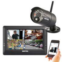 Switel - Kit de vidéosurveillance Hsip5000