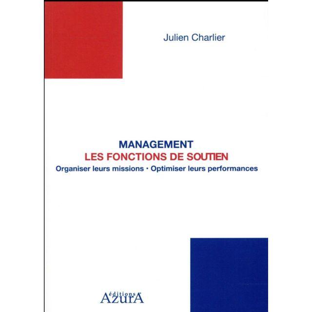 Azura - Management les fonctions de soutien
