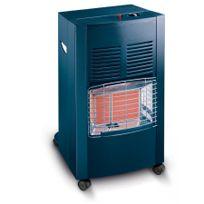 BUTAGAZ - Radiateur à gaz infrarouge 4200w bleu - EKTOR