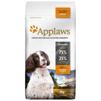 Applaws - Chien Adult Small & Medium Breed Poulet