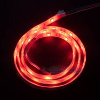 Led4G - Ruban Led Rgb Très puissant étanche en 1 et 5M - Led 4G Longueur : 1 Mètre
