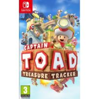 Captain Toad Treasure Tracker - Jeu Switch