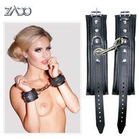 Zado Collection - Menottes Cuir