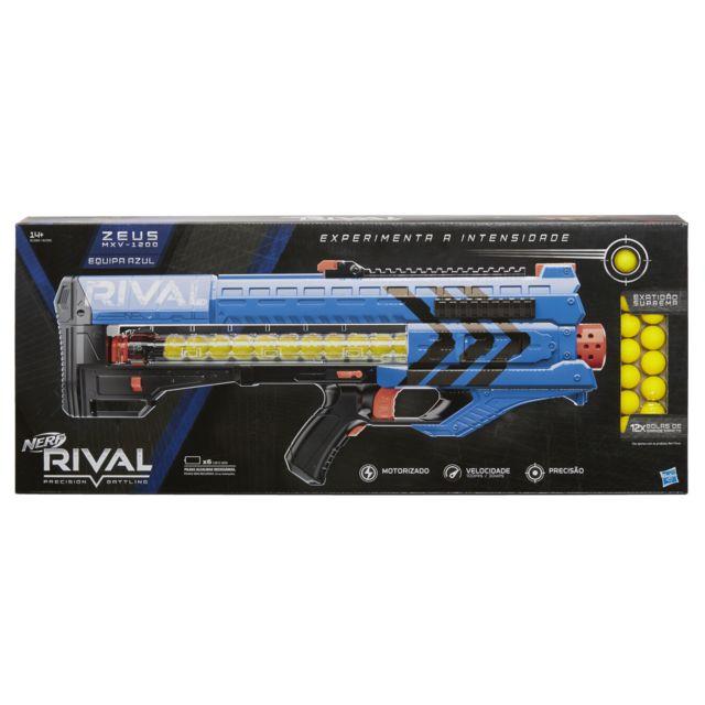 HASBRO RIVAL ZEUS MXV BLEU - B1593FR00