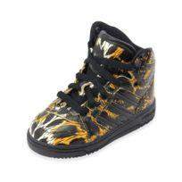 new style 24f2d 139c4 Adidas - JS INSTINCT HI LEO - Chaussures Bébé Fille Noir 21
