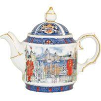 Churchill China - James Sadler - Théière ``Thameside`` Import Grande Bretagne