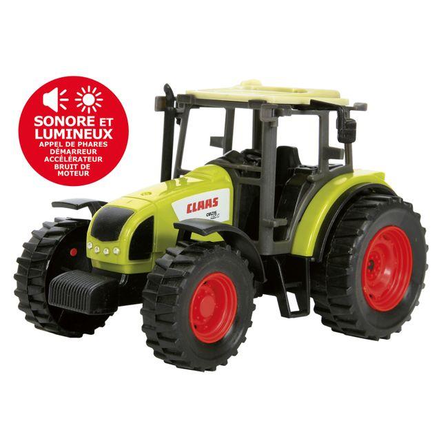 mac farm tracteur claas celtis 456 avec effets sonores et lumineux 802203 pas cher achat. Black Bedroom Furniture Sets. Home Design Ideas