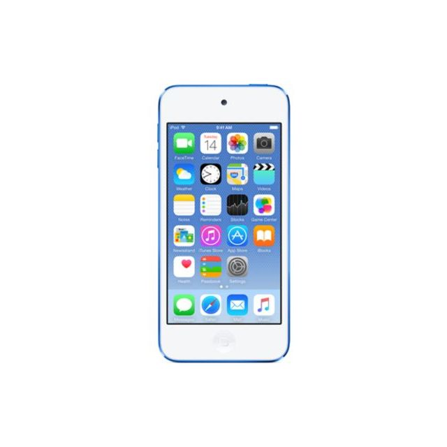 APPLE iPod Touch 64 Go Bleu
