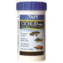 Api - Mini Cichlid Granulés - Pour poisson - 51 g