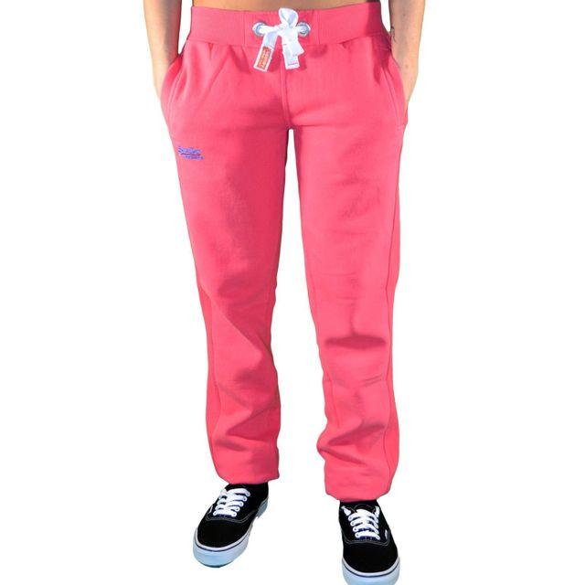 Survêtement Femme Superdry Orange Label Super Skinny Jogg