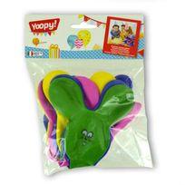 Yoopy - 10 ballons animaux géants