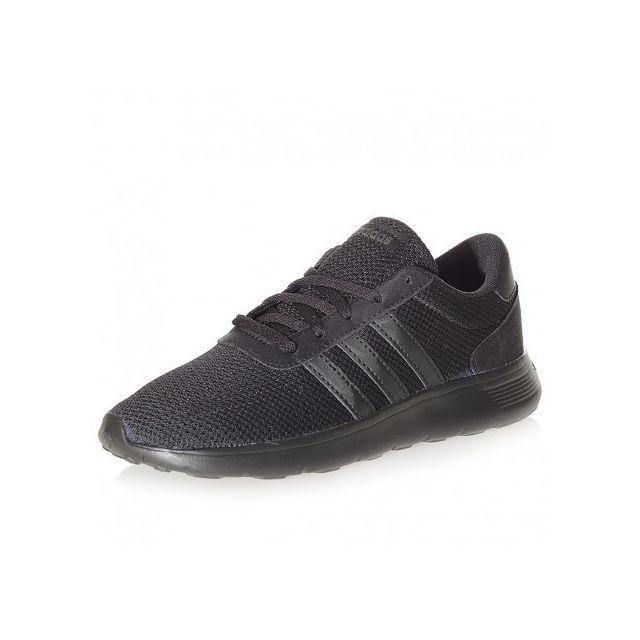 Adidas originals Chaussures Lite Racer Noir Garçon Fille