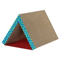 Petstages - Griffoir Fold Away Scratching Tunnel pour Chat
