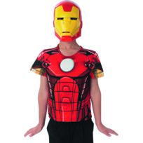 Rubies - Kit Déguisement Iron Man 3 3D