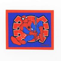 Sans - Ecusson Thermocollant Marvel Spiderman - 7 x 6 cm - Mode Textile Tissus - 212