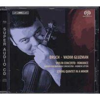 Bis - Max Bruch - Concerto no. 1 en sol mineur, Romance en fa majeur opus 85